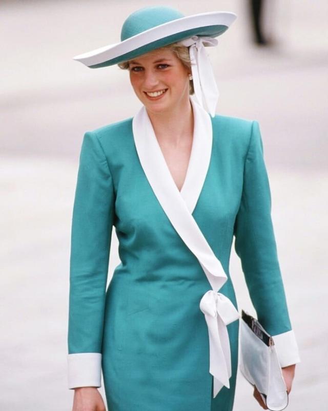 Putri Diana Jadi Ikon Fashion Dunia, Ini 6 Perempuan Terkenal yang Tiru Gayanya (54384)