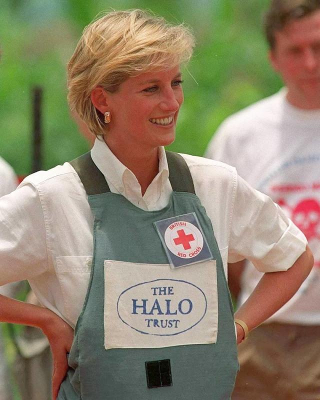 Alasan Rambut Putri Diana Tidak Pernah Panjang (80432)