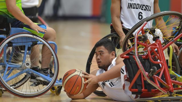 Test Event Asian Para Games 2018