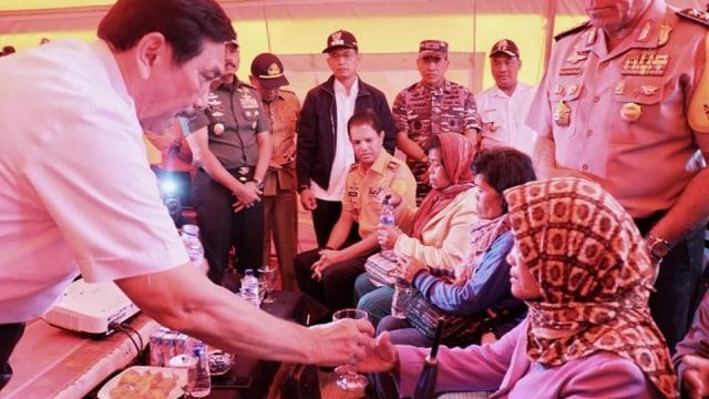 Alasan Luhut Pilih Opsi Tak Angkat Jenazah Korban KM Sinar Bangun (426959)