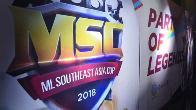 Mobile Legends South East Asia Cup 2018