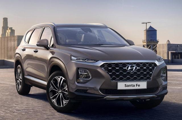 Hyundai Santa Fe generasi keempat