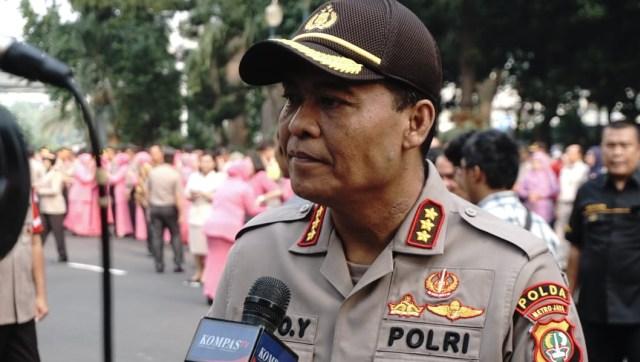 Kabid Humas Polda Metro Jaya, Kombes Argo Yuono