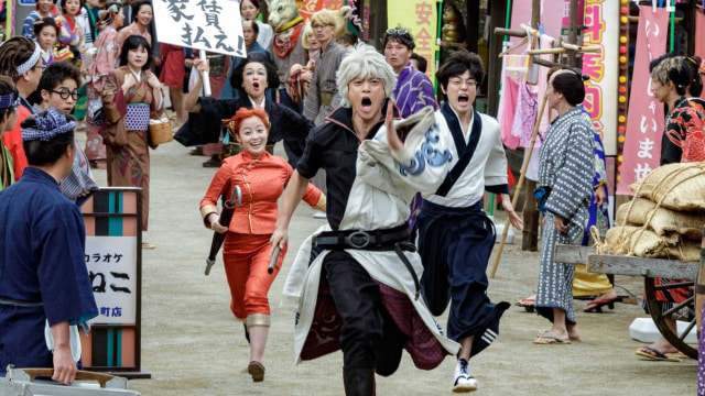 Hal-hal yang Perlu Kamu Tahu dari Live Action 'Gintama 2' (46784)