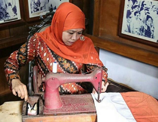 Lipsus Perempuan Penguasa Timur Jawa, Khofifah Indar Parawansa
