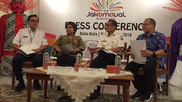 Konferensi Pers Jakarnaval 2018