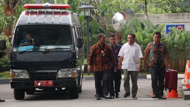 Gubernur Aceh Irwandi Yusuf Resmi Huni Lapas Sukamiskin Bandung (127566)