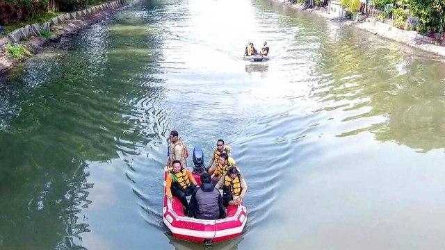 Pemkot Surabaya Bentuk Tim untuk Buru Ikan Arapaima (90160)