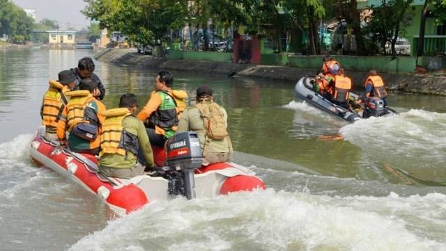 Pemkot Surabaya Bentuk Tim untuk Buru Ikan Arapaima (90161)