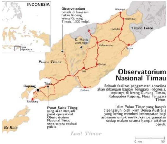 Menilik Perkembangan Teknologi Astronomi di Indonesia (445621)