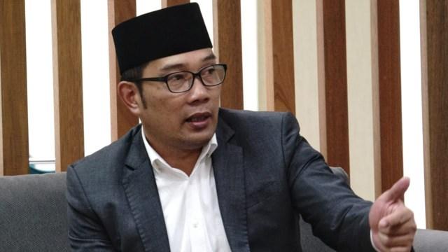 Ridwan Kamil berkunjung ke DPP PPP