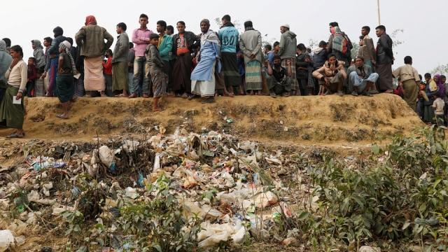 Bangladesh Kirim Pengungsi Rohingya Ke Pulau Terpencil (11620)