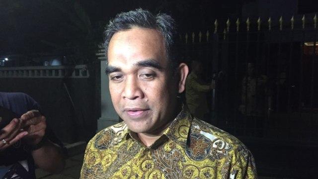 Sekjen Gerindra, Ahmad Muzani