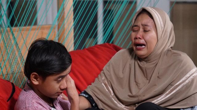 Ratapan Ibunda Saat Bowo Jadi Korban Bullying (94472)