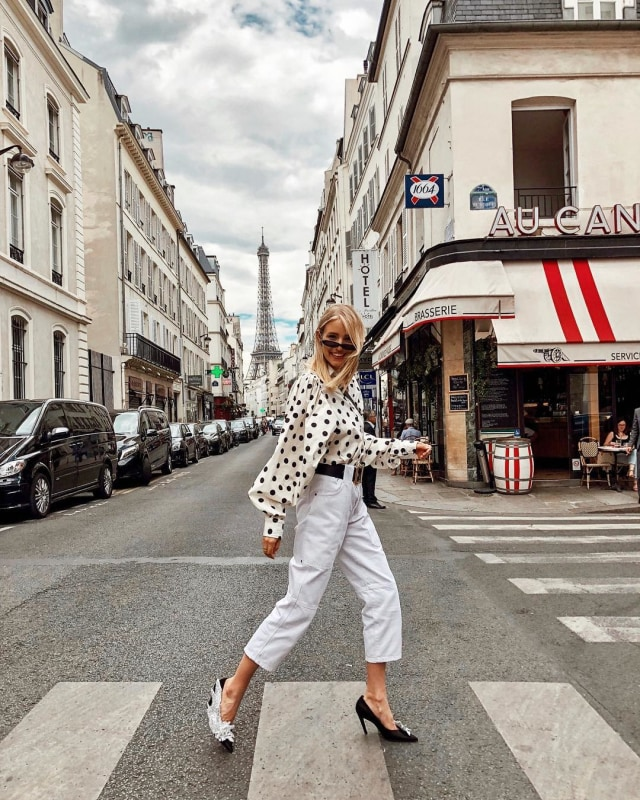 Street Style di Paris Couture Week