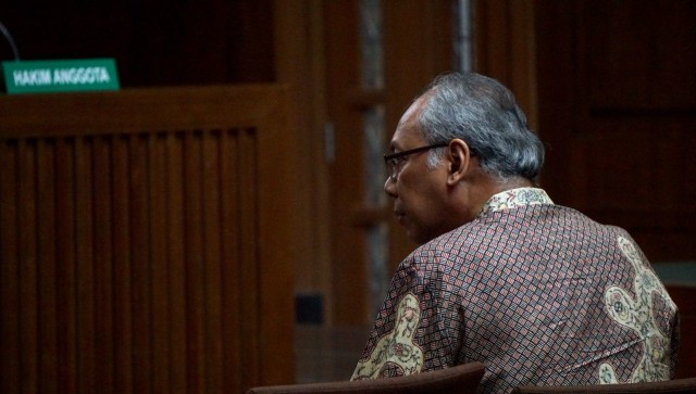 Bimanesh Salahkan Fredrich soal Halangi Penyidikan KPK (11632)