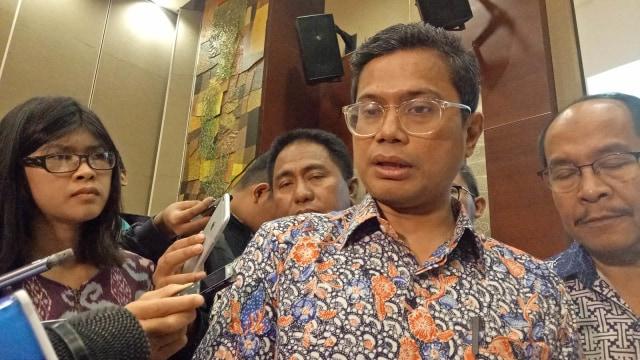 Direktur Utama Garuda Indonesia, Pahala N Mansury