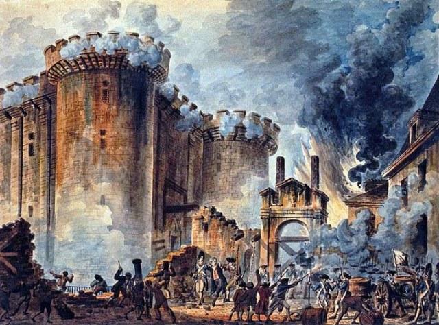 Proses Terjadinya Revolusi Prancis, Membawa Perubahan Sikap Rakyat (549790)