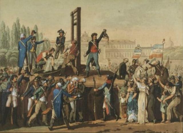 Proses Terjadinya Revolusi Prancis, Membawa Perubahan Sikap Rakyat (549792)