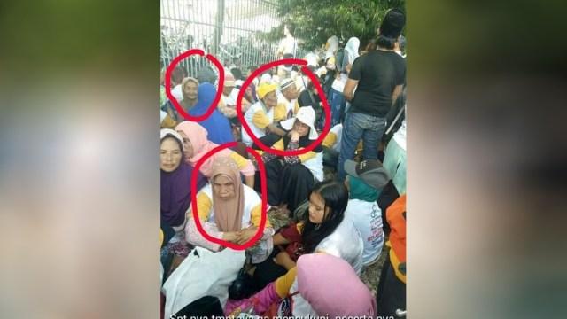 Demi Rp 100 Ribu dan Ketemu Jokowi, Lansia Ini Ikut Rembuk Aktivis '98 (378648)
