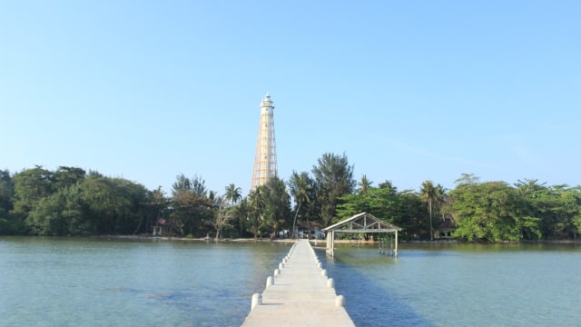 Menengok Pulau Biawak, 'Surga' di Utara Indramayu  (1284441)