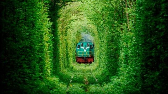 Tunnel of Love, Ukraina