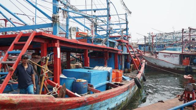 Ini Identitas Kapal Eks Asing yang Parkir di Pelabuhan Muara Baru (52826)