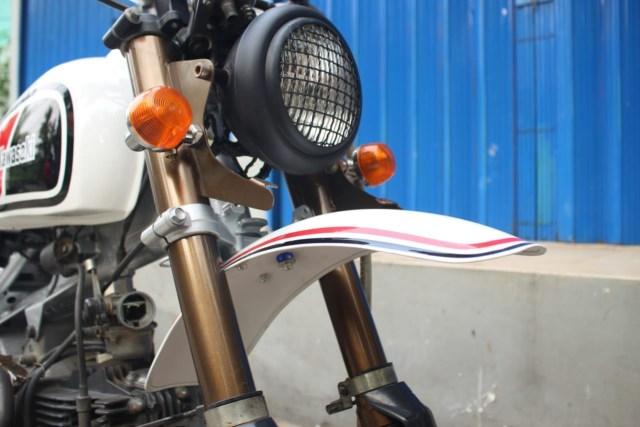 Kawasaki KSR 110 Mini Tracker