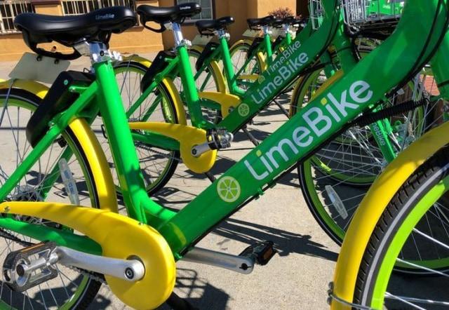 Uber dan Alphabet Investasi ke Startup Bike Share Lime (126362)