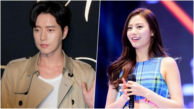 Park Hae Jin dan Nana