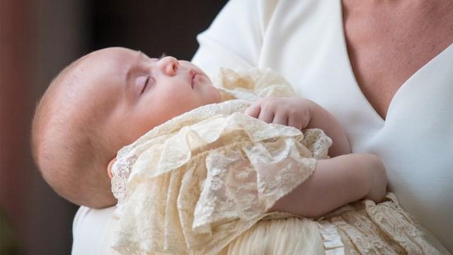Foto: Pangeran Louis yang Menggemaskan (5282)