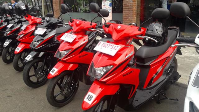 Penjualan Honda dan Yamaha Naik, Kawasaki Turun (80039)