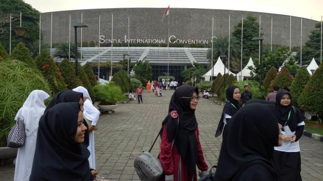 Massa Ulama Muda, Pendukung Jokowi, SICC Bogor