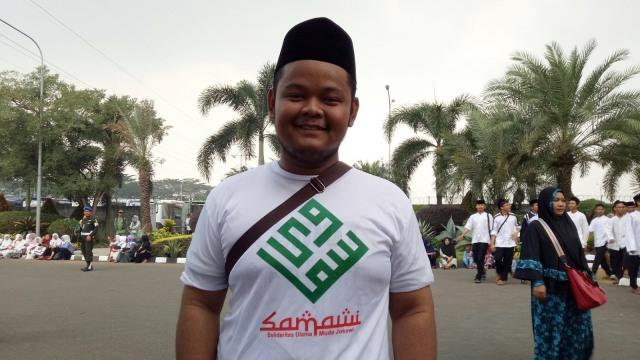 Massa Samawi di Sentul
