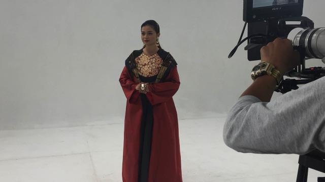 Citra Scholastika Gandeng Artis Medsos di Video Klip Lagu Barunya (96171)