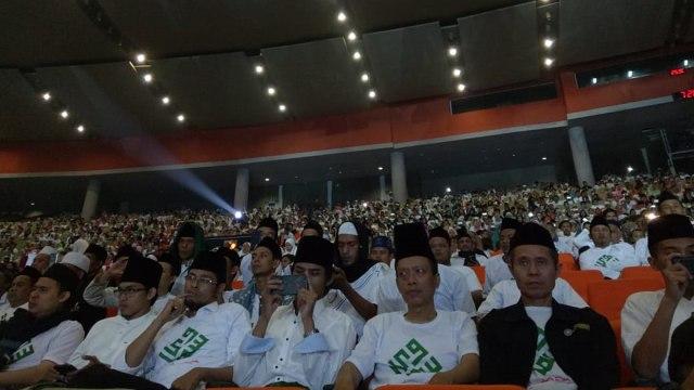 Acara Solidaritas Ulama Muda Pendukung Jokowi (Samawi)