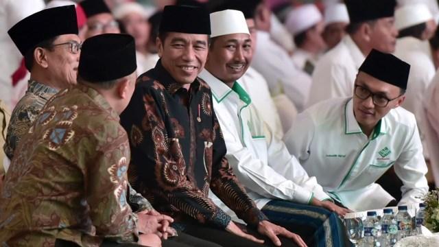 Cawapres Jokowi di Cengkeram Partai Islam (114539)