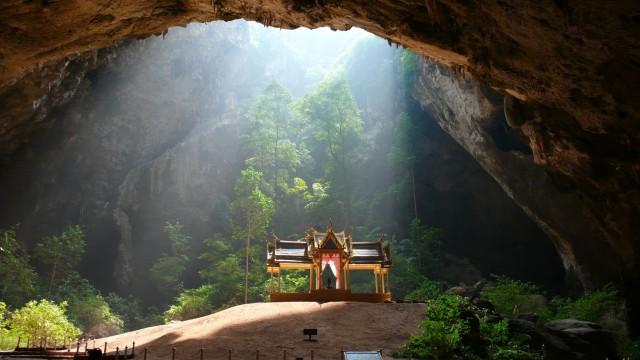 Menantang Adrenalin Demi Bertemu Gua Phraya Nakhon di Thailand (180100)