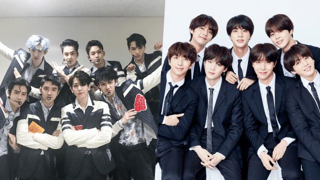 EXO dan BTS