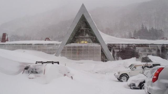 Stasiun Doai Saat Musim Dingin (COVER)