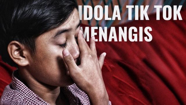 Idola Tik Tok Menangis (26394)