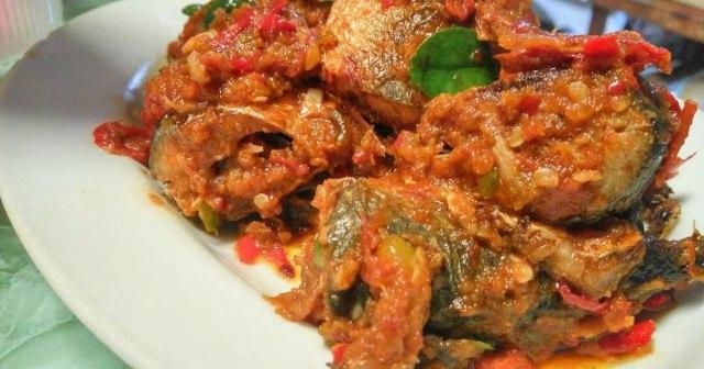 Resep Masakan Ikan Tongkol Sambal Rujak Kumparancom