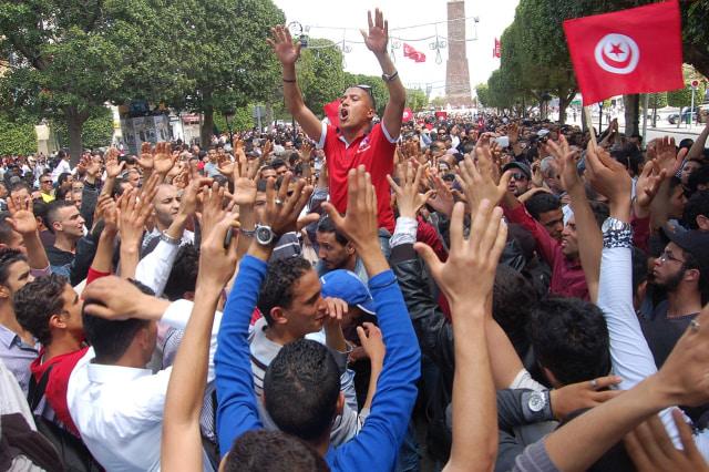 Tunisia, Pionir Feminisme di Dunia Arab (317005)