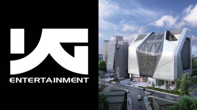 Gedung baru YG Entertainment