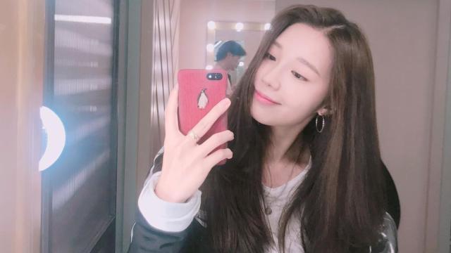 Eun Ji Apink