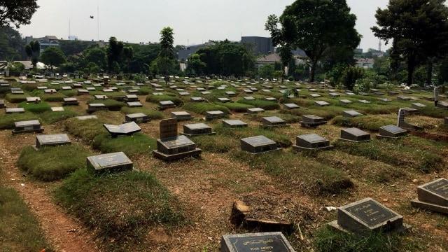 TPU Joglo Penuh, Jenazah Baru Numpang Dikubur di Makam Kerabat (112918)