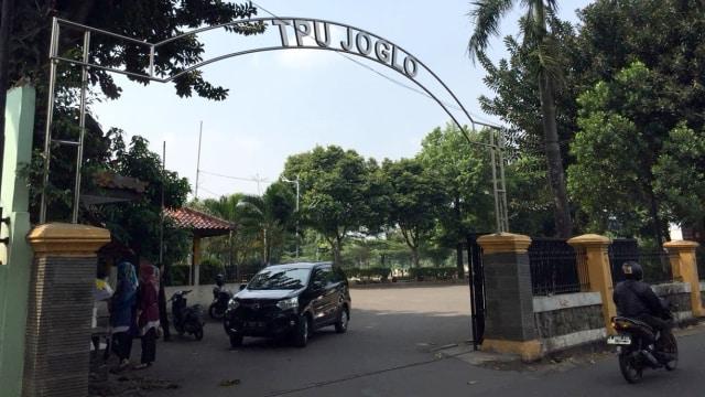 TPU Joglo Penuh, Jenazah Baru Numpang Dikubur di Makam Kerabat (112919)
