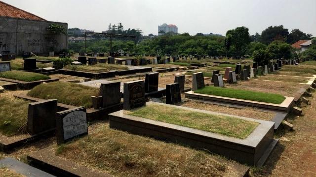 TPU Joglo Penuh, Jenazah Baru Numpang Dikubur di Makam Kerabat (112920)