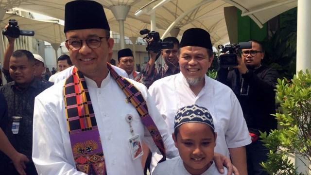 Gubernur DKI Jakarta, Anies Baswedan