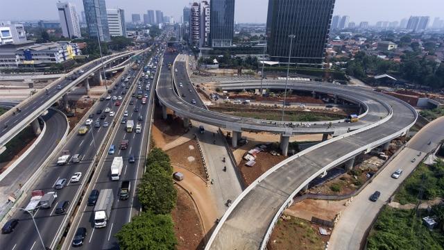 Untuk Kurangi Beban Jagorawi, Tol Desari Akan Ditembuskan Sampai Bogor (308353)